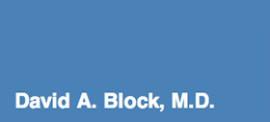 David Block, M.D.